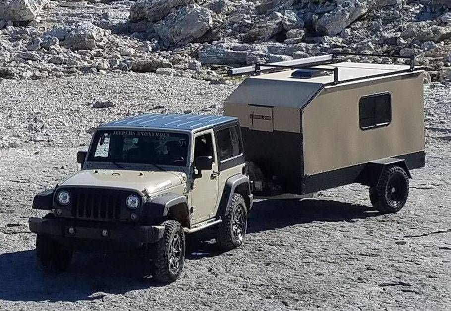 small campers, affordable campers, small travel trailers ...