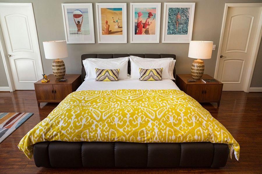 25 Amazing Mid century Bedroom Design | Midcentury modern, Mid ...