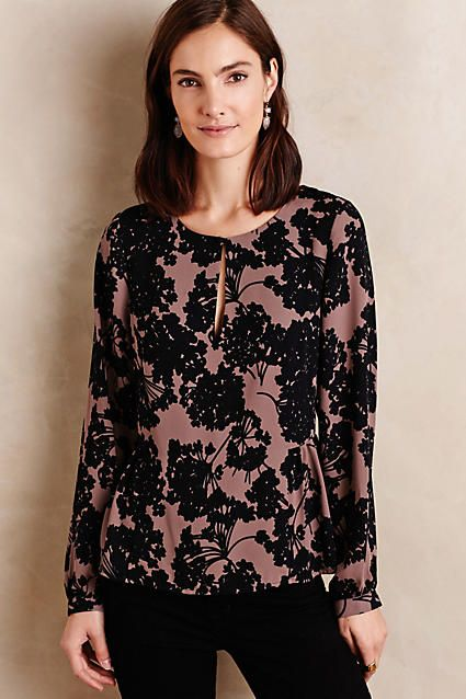 Tops, Tanks, & Tunics On Sale At Anthropologie