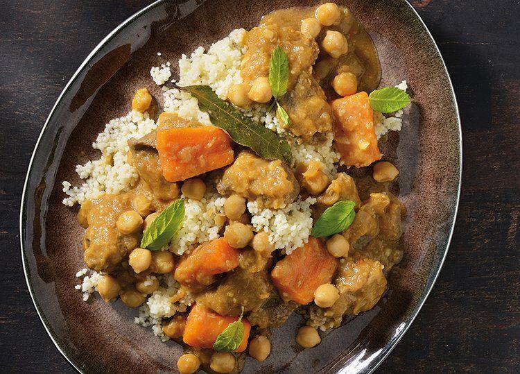 Five substitutes for healthier cooking cous cous