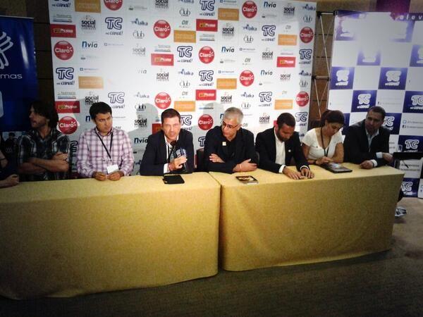 #socialmobilecongress 2013 en Guayaquil