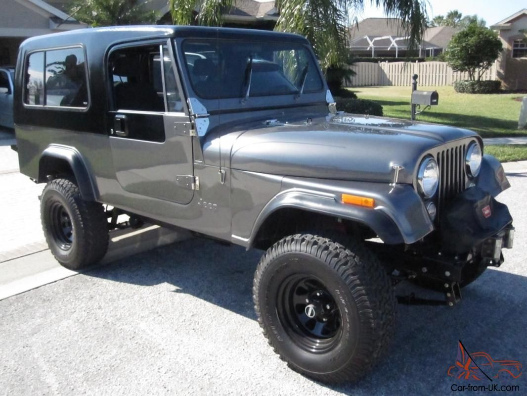 jeep scrambler | Jeep Scrambler CJ8 for sale | Projects to Try