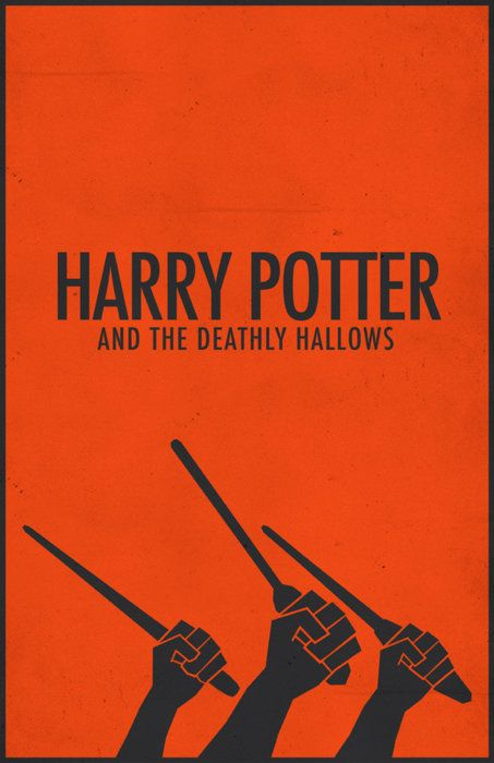 Harry Potter and the Deathly Hallows by xmmarauder
