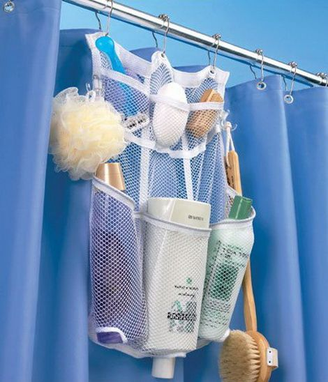 BATHROOM ORGANIZING SOLUTIONS - Shower Organizer