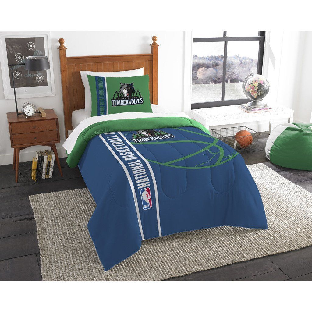 Twin Comforter Target 2 Piece Kids NBA Northwest
