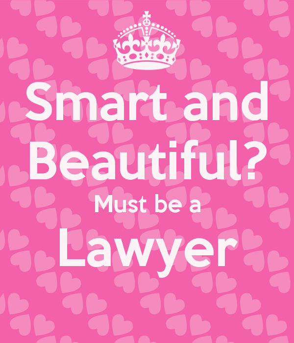 Smart And Beautiful Must Be A Lawyer Keep Calm And Carry On Image Generator Law School Humor Lawyer Law Quotes