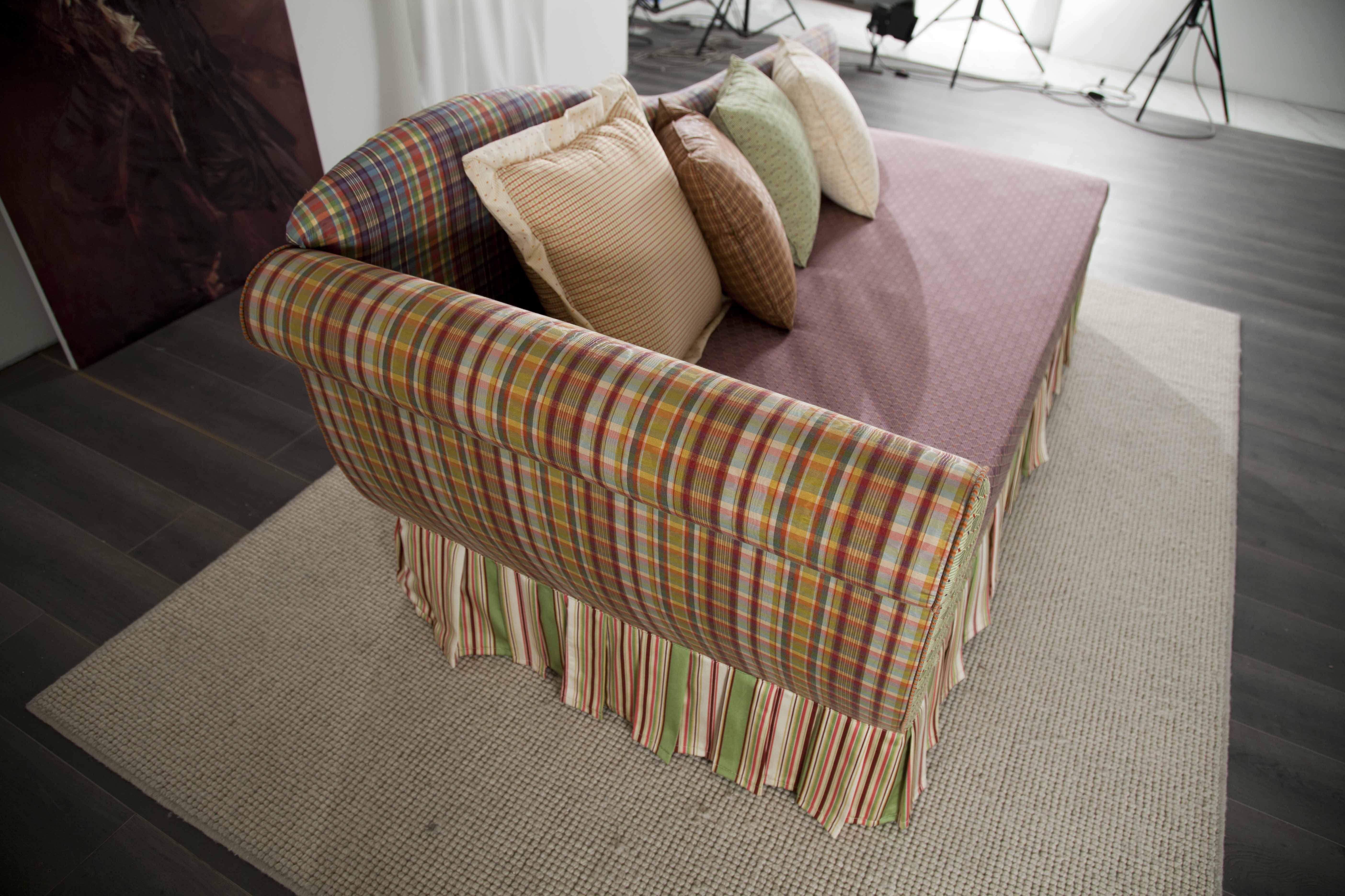 Divano letto con letto estraibile modello Roma. Disponibile con ...