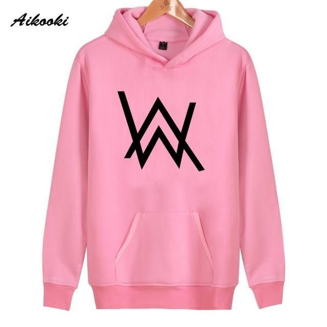 0df904aea 2018 Alan Walker Hoodies Men/women Fashion Style Black Hip Hop Alan Walker  Men's Hoodies and Sweatshirt Plus Size Hoodie Clothes