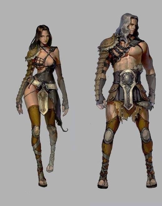 Gladiadores em Roma, caçadores de monstros - Página 8 Ec18d65384f9fe867873d322305f633c