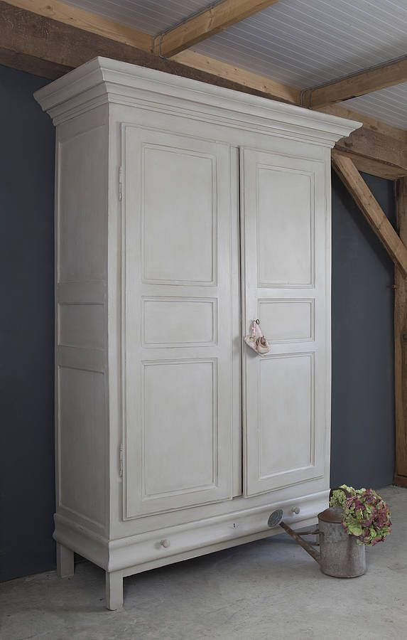 Vintage Panelled Door Cupboard By Ruby And Betty S Attic