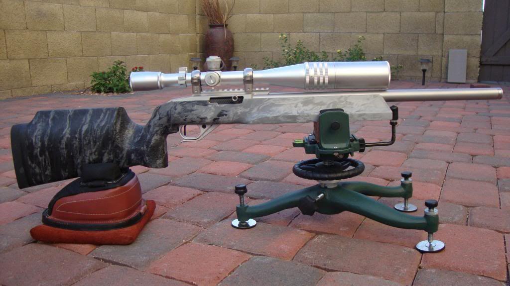 Mcmillan Anschutz Br 50 Stock With 3 Wide Forend Rimfire Benchrest Pinterest Guns
