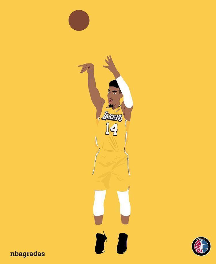 Instagram 上的 Nba Designs Revistagradas Es Danny Green 2x Nbachampion Nbachamp Lalakers Losangeles Losangelesla In 2020 Nba Wallpapers Nba Champions La Lakers