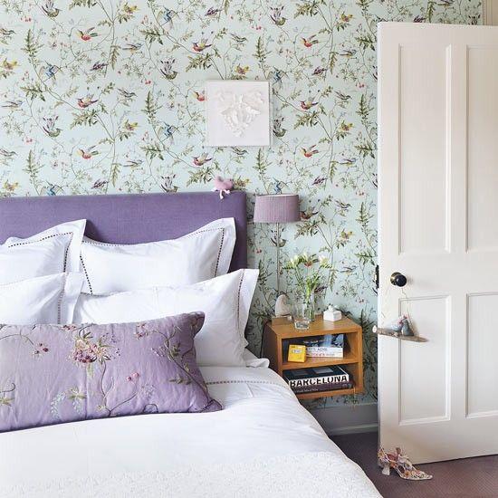 Purple Bedroom Ideas Purple Decor Ideas Purple Colour Scheme Nebolshaya Spalnya Dizajny Nebolshih Spalen Dizajn Spalen