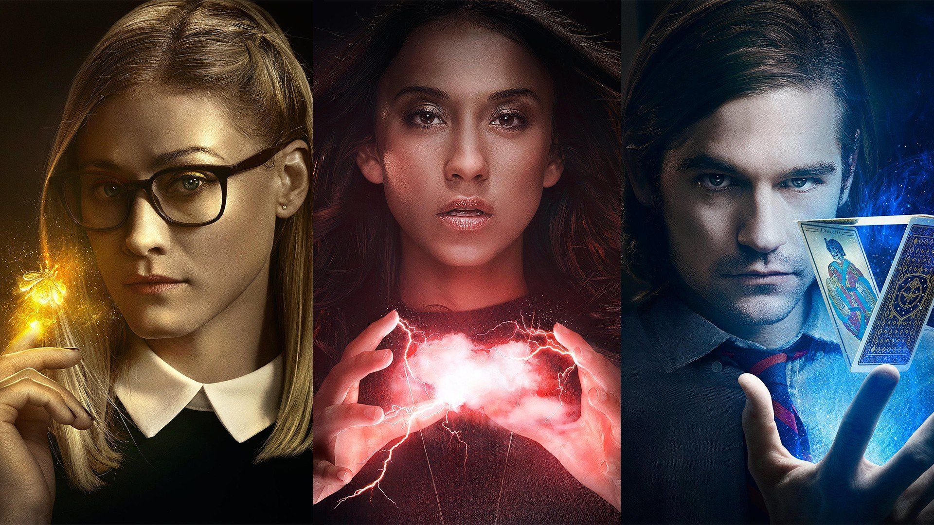 Download Hd Wallpapers Of 363384 The Magicians Collage Free Download High Quality And Widescreen Resolutions Desk The Magicians Wallpaper Backgrounds Desktop