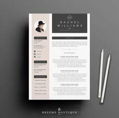 || PROMO-CODE: 2 Lebensläufe für 25$ USD, verwenden Sie Code THERXB ||  Willkommen bei der Resume-Boutique! Wir erstellen Vorlagen, mit denen