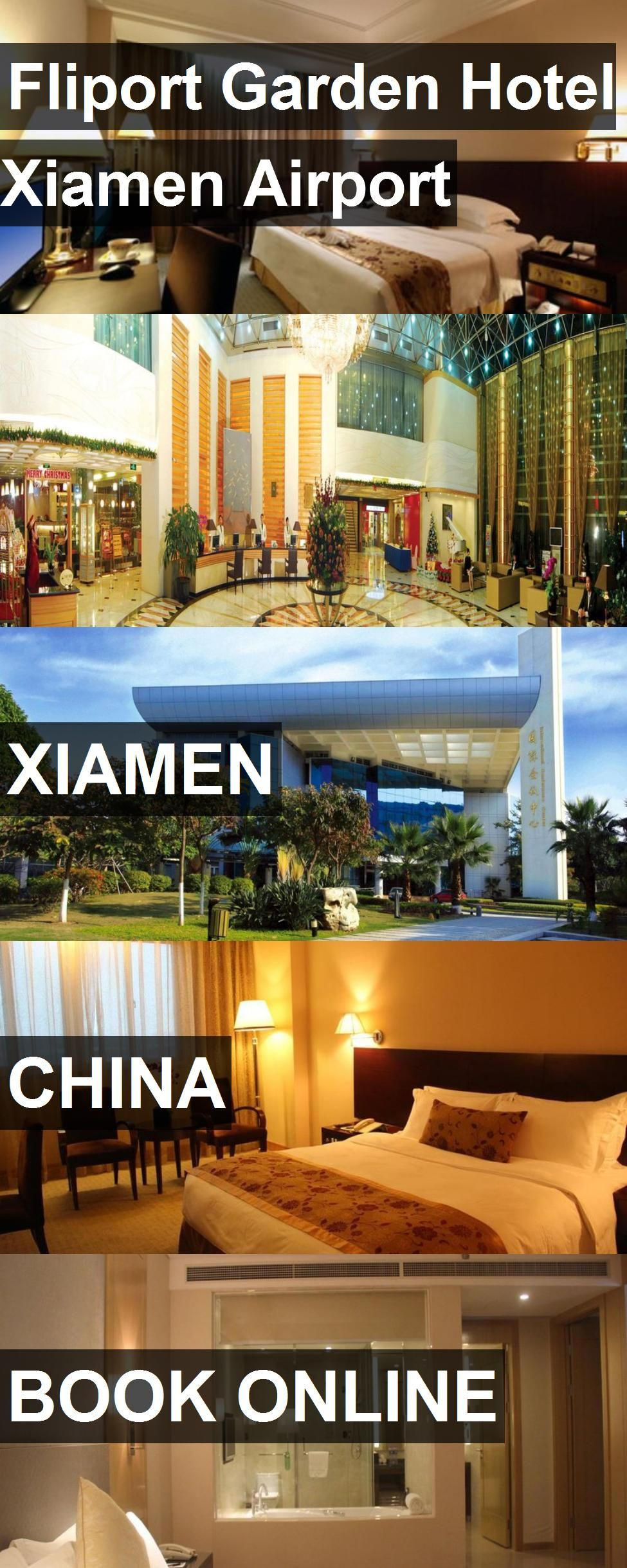 Fliport Garden Hotel Xiamen Airport in Xiamen, China. For