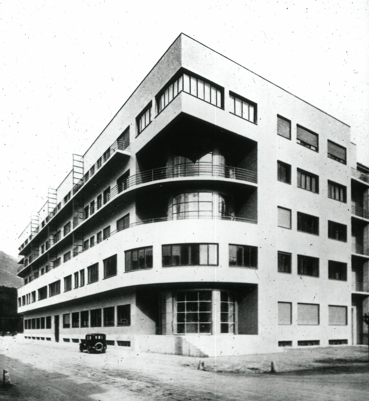 Il simbolo dell\'allora nascente architettura razionalista italiana ...
