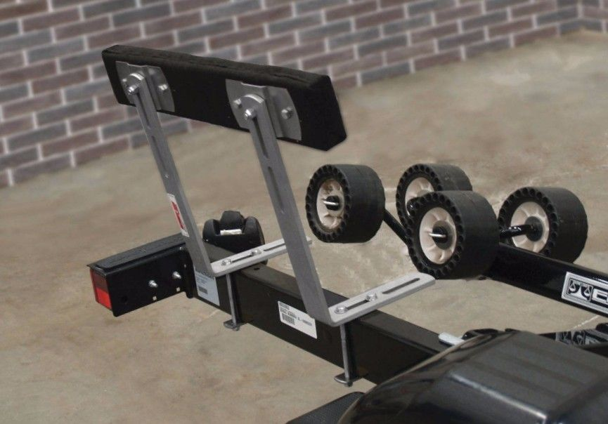 Extreme Max 3005.2199 4/' Bunk Trailer Guide-On Pair