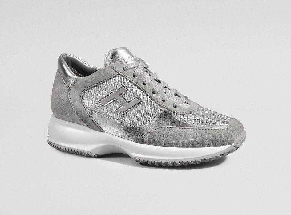 Hogan Interactive Sude H Grey Women #hogan #interactive #fashion ...