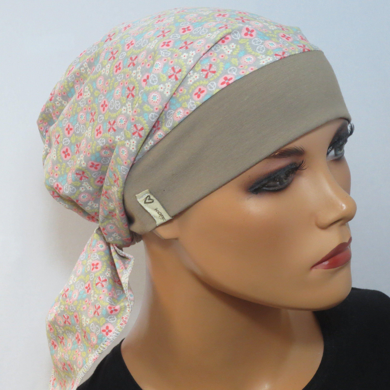 Kaufen Sie Authentic 100% hohe Qualität am besten einkaufen Einzigartige Kopftuch-Mütze bunt ideale Kopfbedeckung bei ...