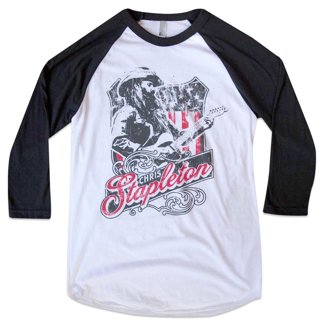 797235ee6e353 Chris Stapleton t shirt | Chris Stapleton | Chris stapleton shirt ...