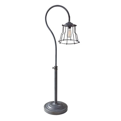 Pair This Feiss Lighitng Floor Lamp With A Vintage Edison Funky Plumen Or Silver Bowl Bulb Lamp Multi Light Floor Lamp Floor Lamp