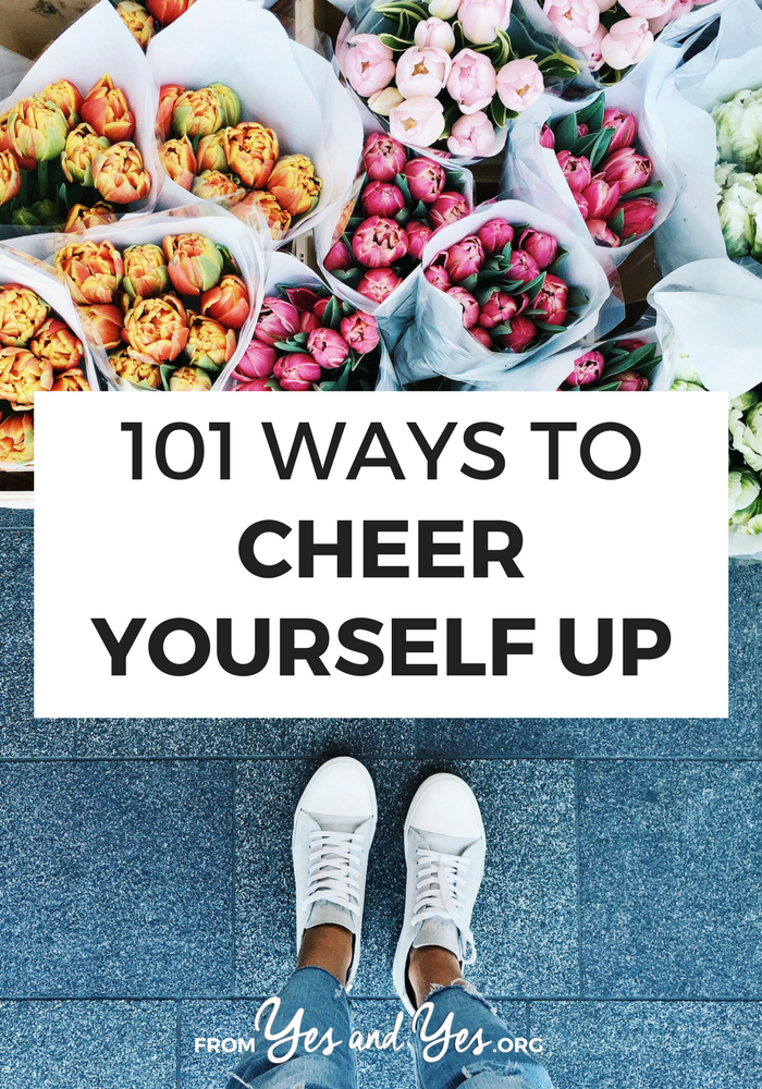 Need to cheer yourself up? We all need some happiness tips from time to time! Whether you need better self-care or just a mood boost, these tips will help!