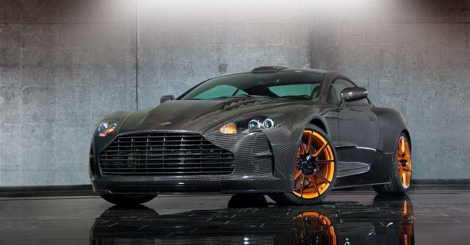 Mansory Aston Martin Aston Martin Sportwagen Autos