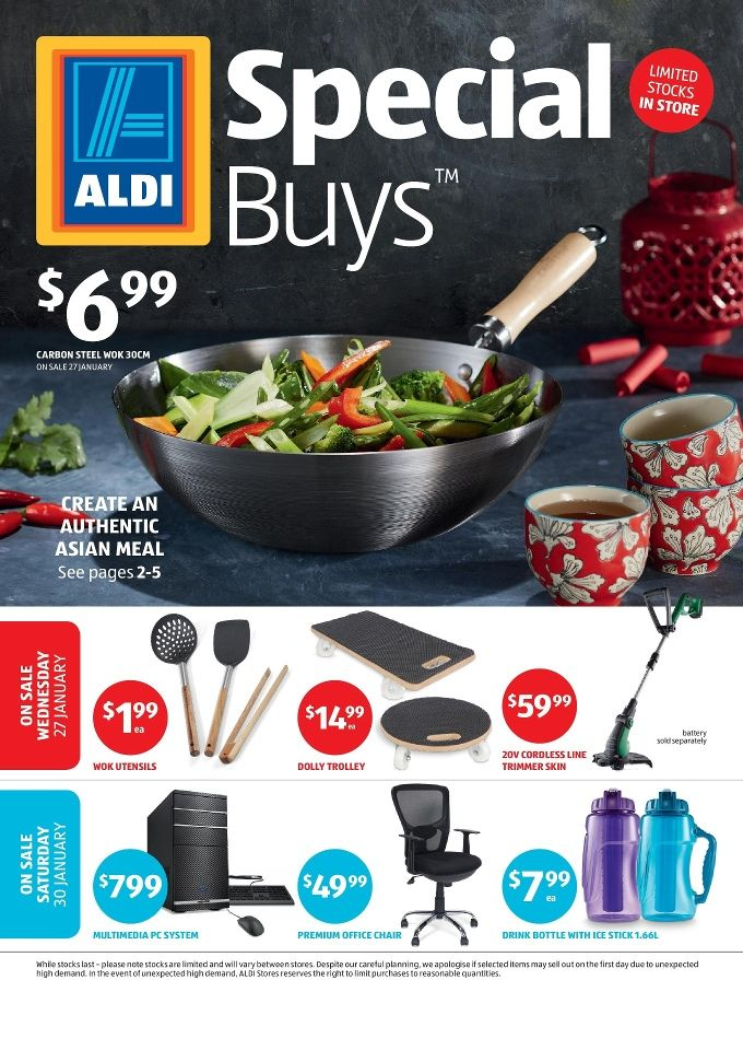 050258b9503 Aldi Specials, Weekly Specials, February 2016, Australia, Retail, Coupons,  Catalog