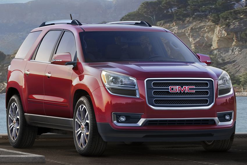 Image Detail For 2013 Gmc Acadia Pictures The New 2013 Gmc Acadia