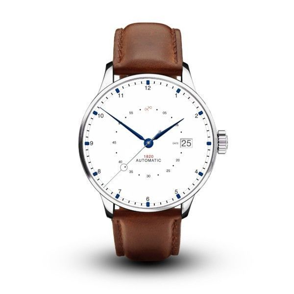 About Vintage 1820 Automatic, Two Toned