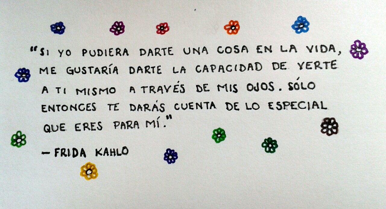 Dtp Frida Kahlo Inspiracion