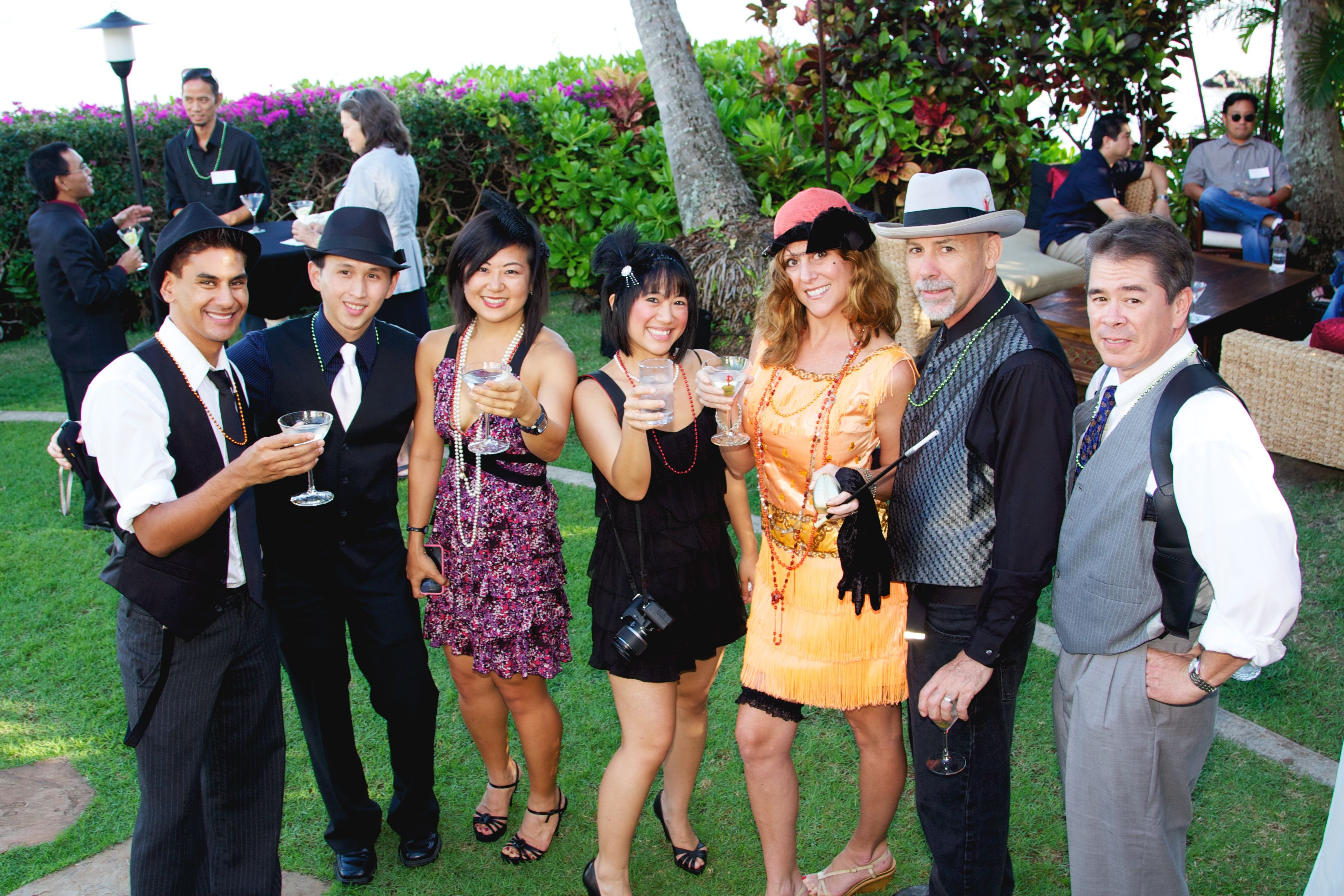 The Great Gatsby dress up party See best of PHOTOS of
