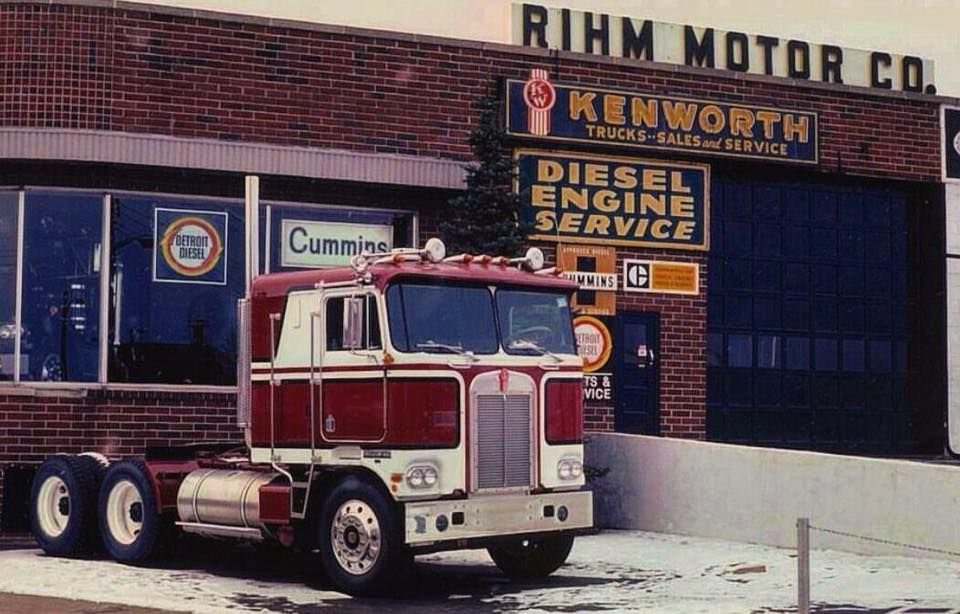 Kenworth Coe