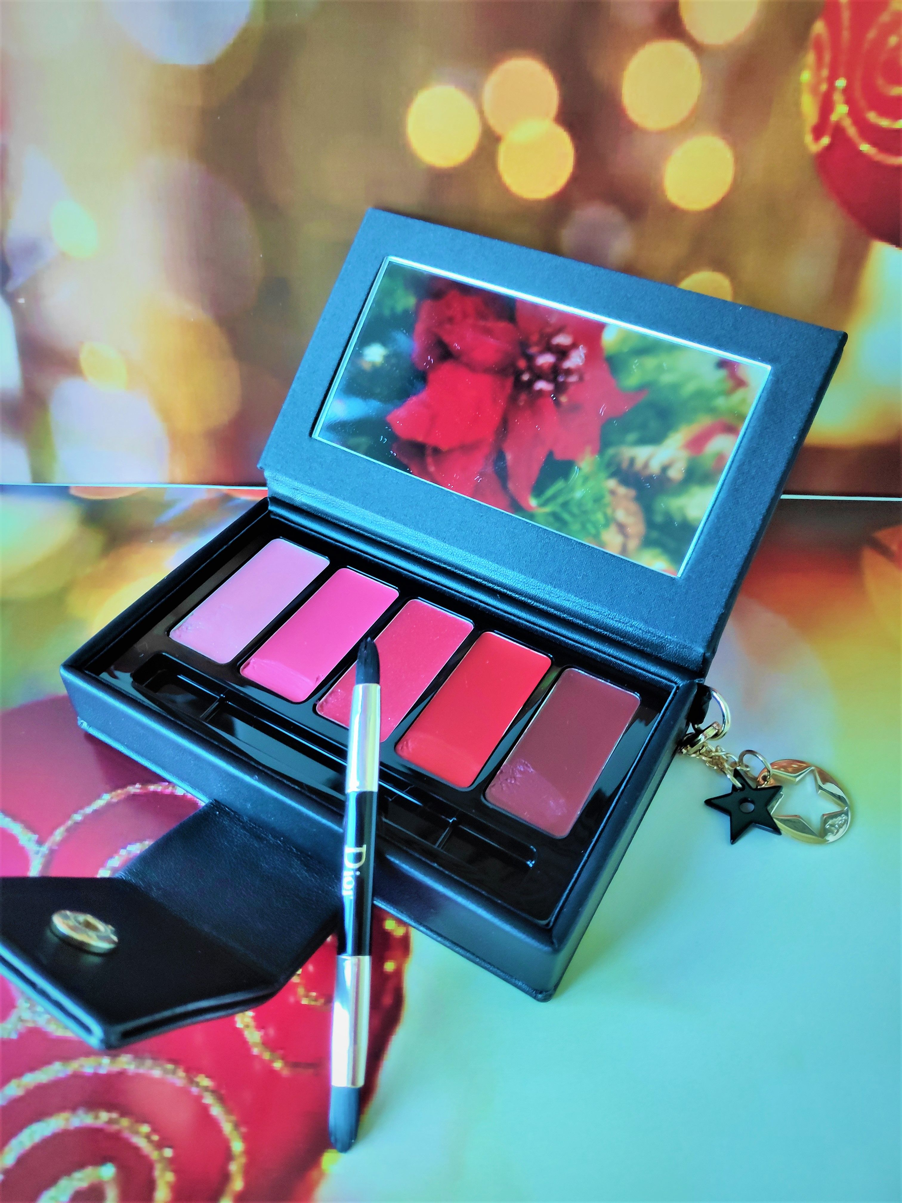 Dior Holiday Couture Collection Daring Lip Palette Review