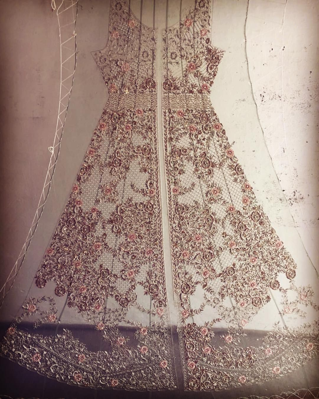ee193c51e7 A dress can be made with a mix of work which outstands !!!! And it can be  made with low quality elements having loose threads and very sasta(cheap)  price.