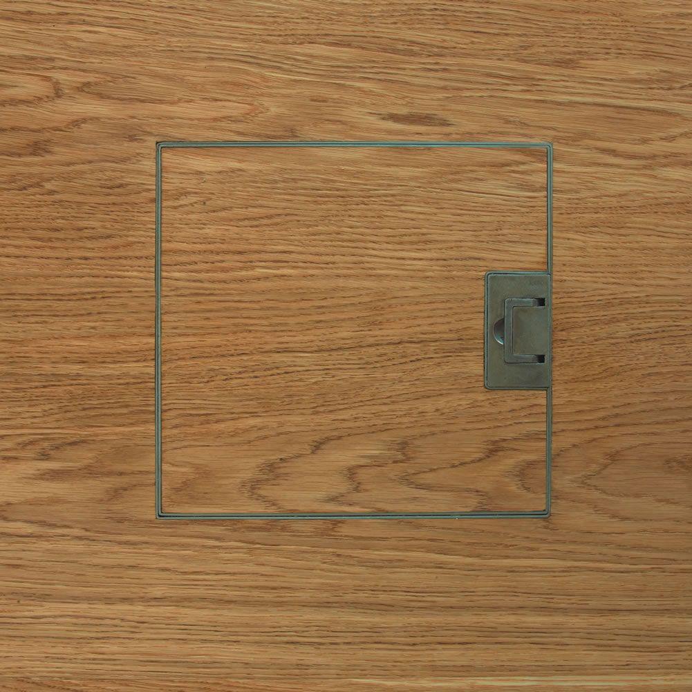 Electrical Floor Socket Grain End Matched