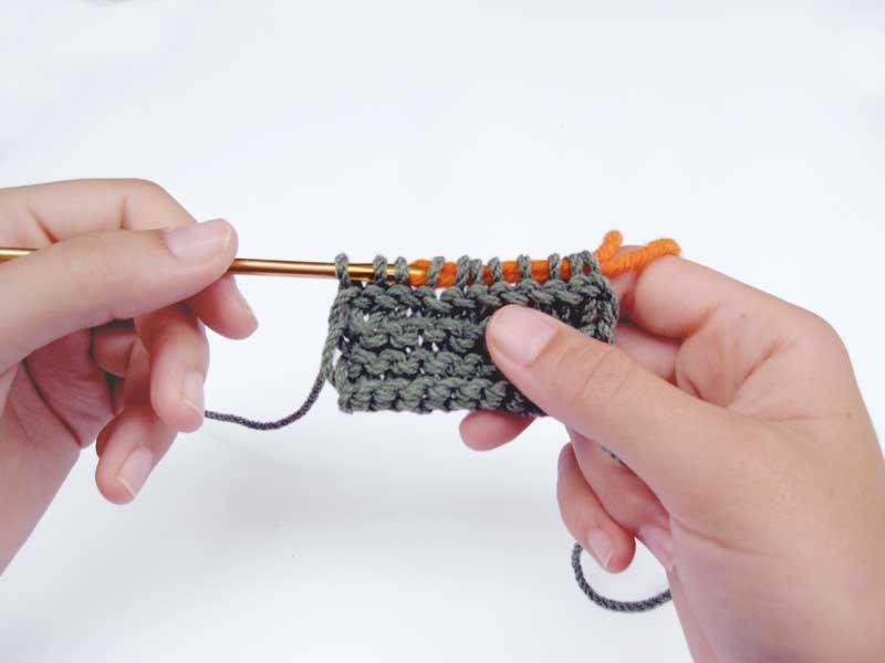 как вязать гладью в технике нукинг схема вязания крючком вяжем