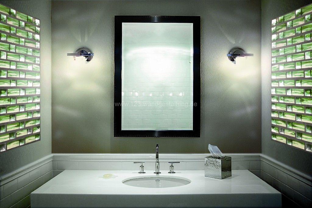 awesome duschwand aus glasbausteinen contemporary. Black Bedroom Furniture Sets. Home Design Ideas
