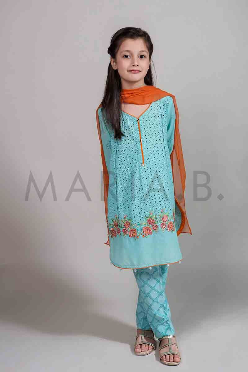 Maria b kids party dresses for wedding in kids dres