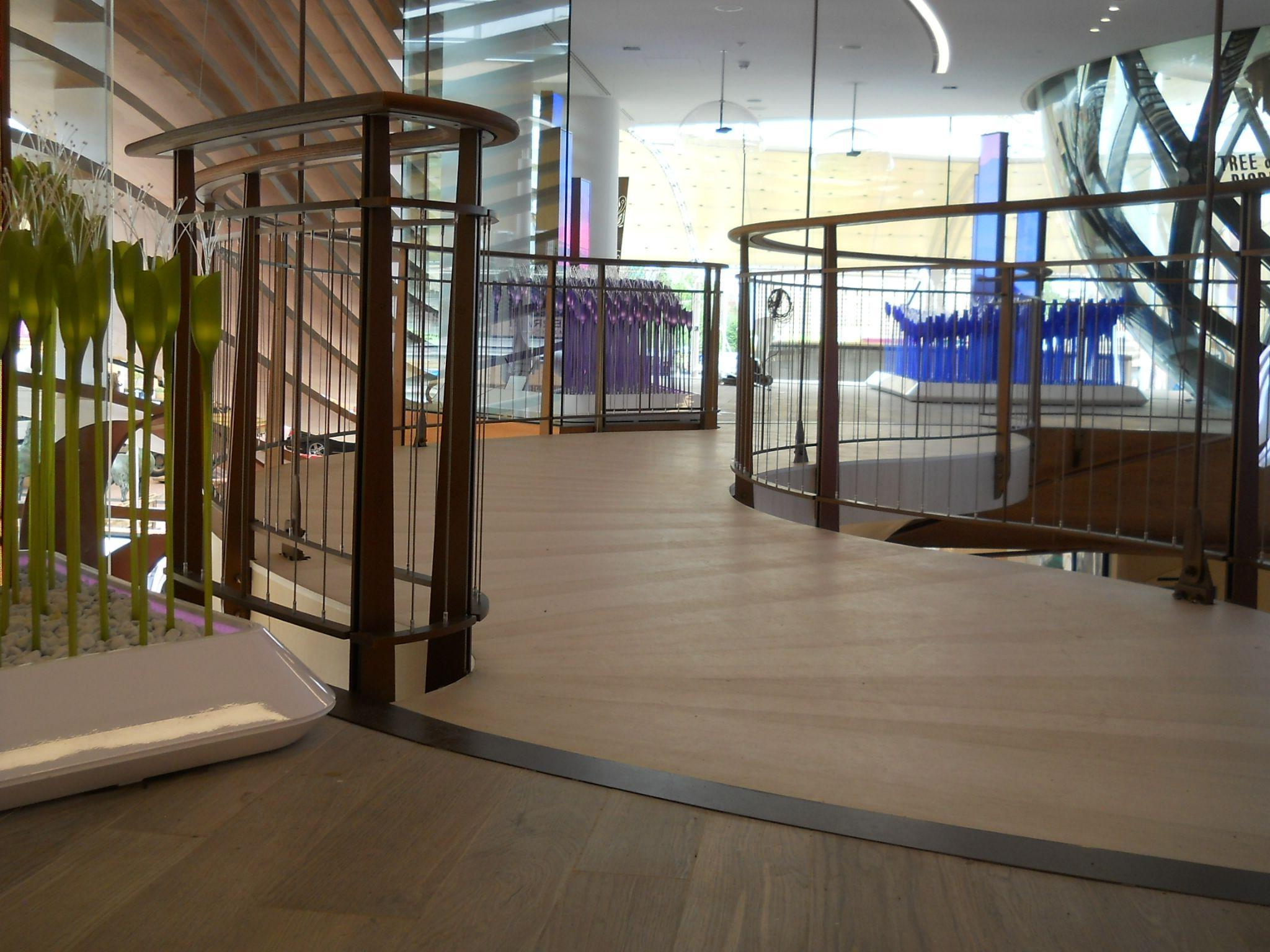 Best The Azerbaijan Pavilion Internal Balustrades Padiglione 400 x 300