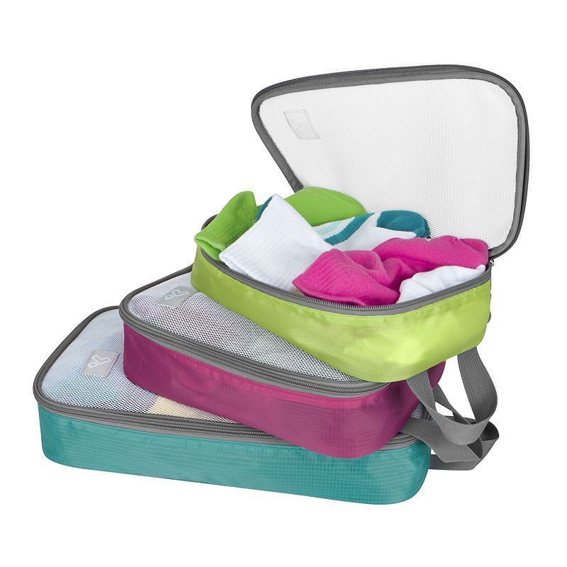 Travelon 3-pk. Packing Organizers, Other Clrs
