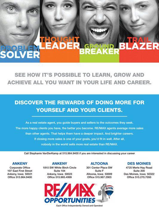 Problem Solver. Thought Leader. Ground Breaker. Trail Blazer. See ...