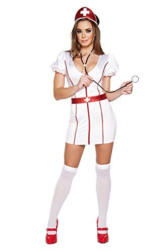 Playboy US Costume White SmallMedium *** Click image to review more - womens halloween ideas