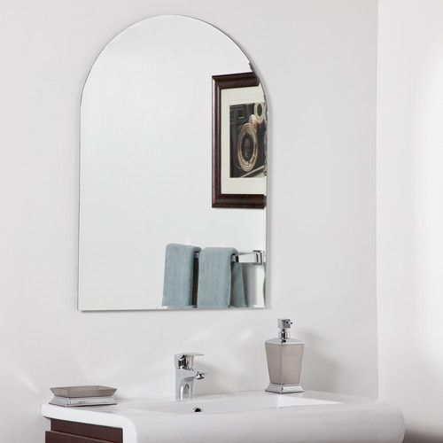 Found it at AllModern - Rita Modern Wall Mirror