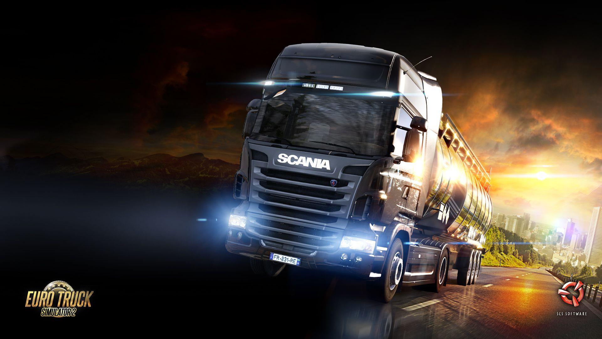 Euro Truck Simulator 2 Torrent Cracked Download http