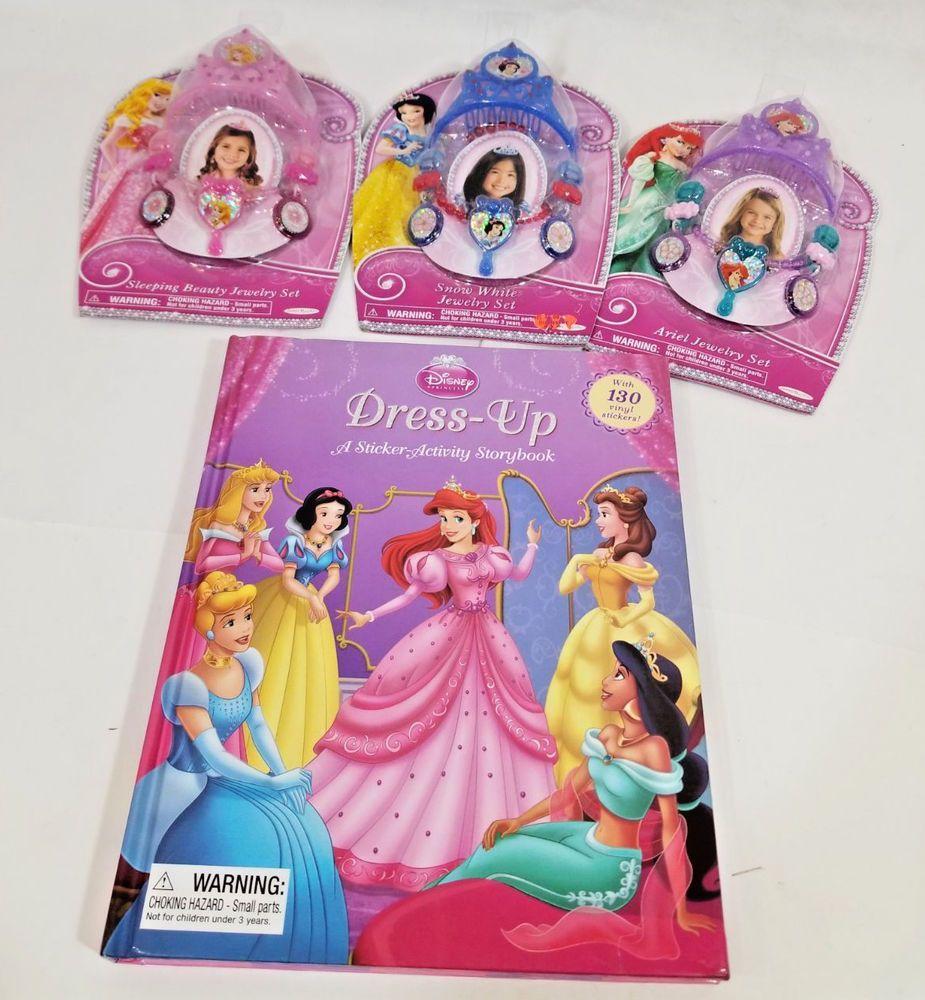 "Disney Sleeping Beauty Aurora Mini 5/"" Doll Mirror Comb Brush NEW FREE SHIPPING"