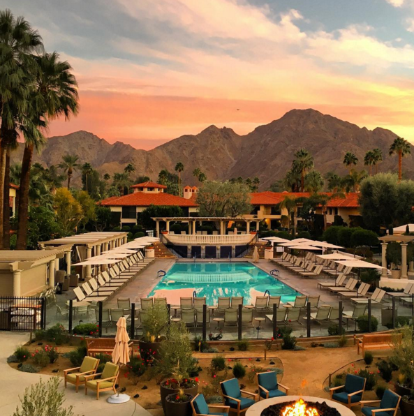Heading To Coachella Out In Indio California Stay At The Nearby Miramonte Resort