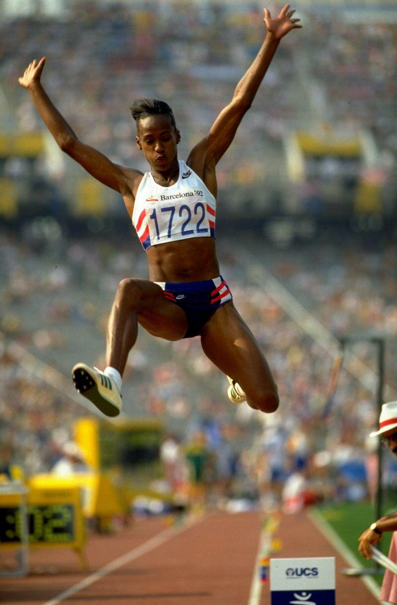 Jackie Joyner-Kersee 6 Olympic medals in athletics