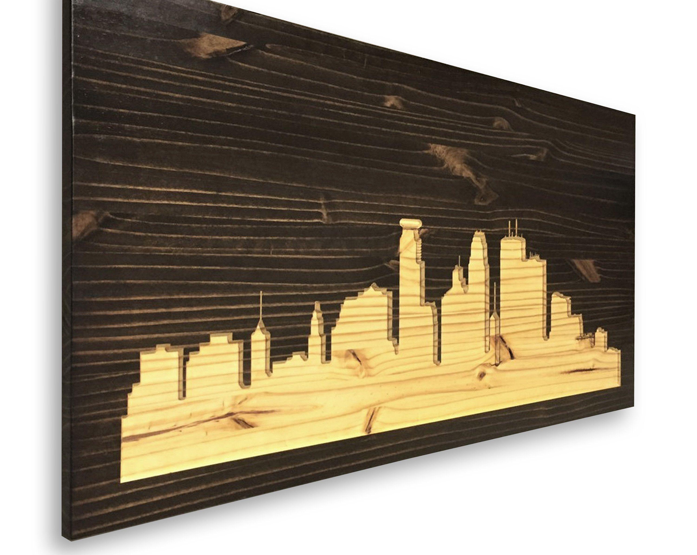 Minneapolis skyline wall art picture minnesota city skyline art